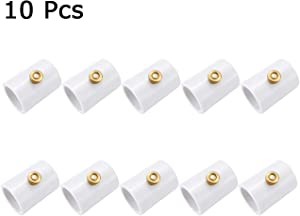 CozyCabin 1/2 inch PVC Splitter with Brass Mist Nozzle (Pack of 10)