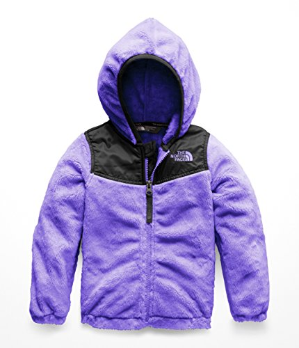 - The North Face Todd Girl's OSO Hoodie - Dahlia Purple - 4T