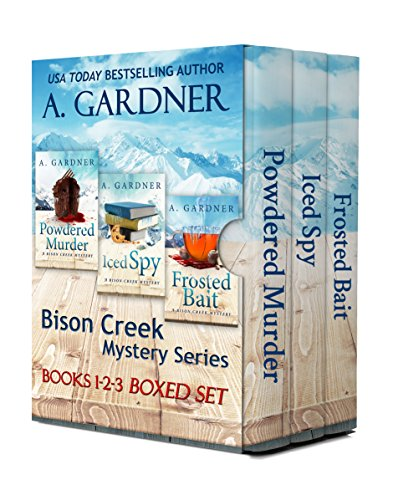 Box Creek House (Bison Creek Mystery Series Boxed Set: Books 1 - 3)