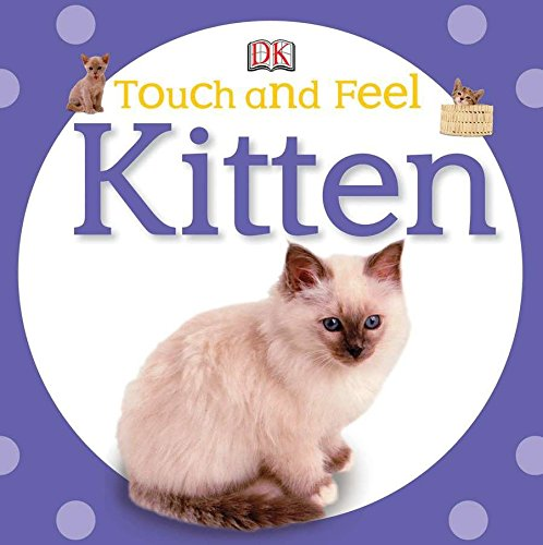 Download Touch and Feel: Kitten (Touch & Feel) PDF