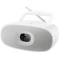Muse MD-202 RDW Radio/Radio portable Lecteur CD Blanc