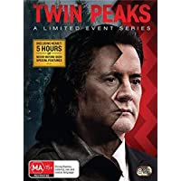 Twin Peaks: A Limited Event Series (DVD)