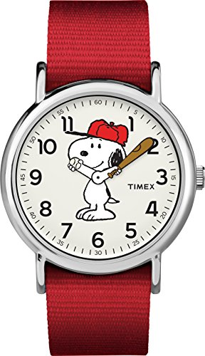 Snoopy Timex Weekender Watch