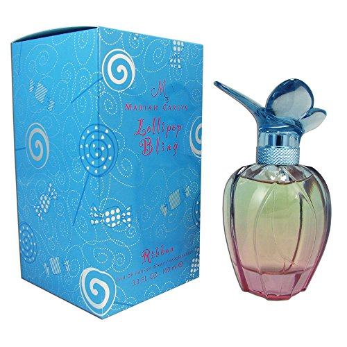 Mariah Carey Lollipop Bling Ribbon Eau De Parfum Spray 3.3 Ounce For Women