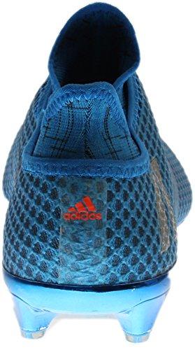Adidas Hombres Messi 16+ Pureagility Fg Soccer Cleats Blue