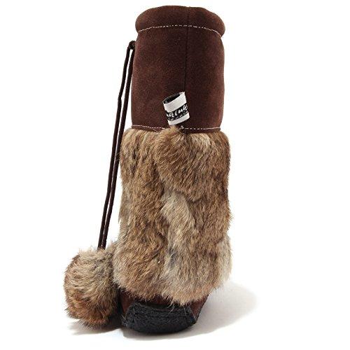 Stivale 3991U Marron Woman Canada Donna Marrone Boots MUHLUHS d5xzw7Tq5