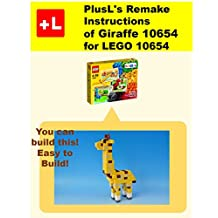 PlusL's Remake Instructions of Giraffe 10654 for LEGO 10654: You can build the Giraffe 10654  out of your own bricks!