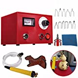 Soldering Tools - 220V 50W Multifunction Pyrography Machine with 10PCS Blades
