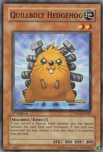 illbolt Hedgehog Common Card [Toy] ()