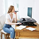 FLEXISPOT Stand Up Desk Converter 28 Inches