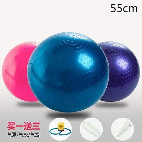 Rotagrod Bola De La Aptitud Pelota De Yoga 55Cm Engrosamiento ...
