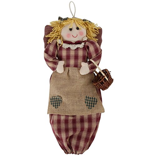 Home-X Country Angel Bag Holder
