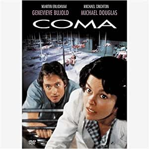 Coma (Michael Douglas, Genevieve Bujold) [DVD]