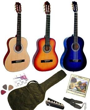 guitare gaucher 3/4