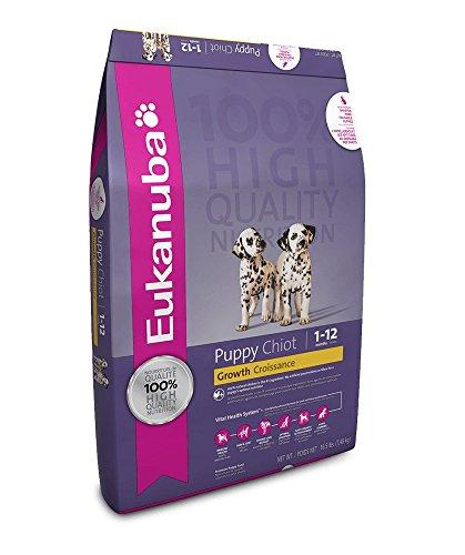 EUKANUBA Puppy Growth Puppy Food 16 Pounds
