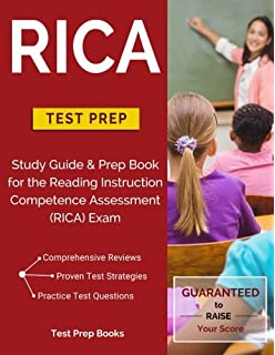 RICA Test Prep Study Guide: Exam Book & Practice Test Questions ...