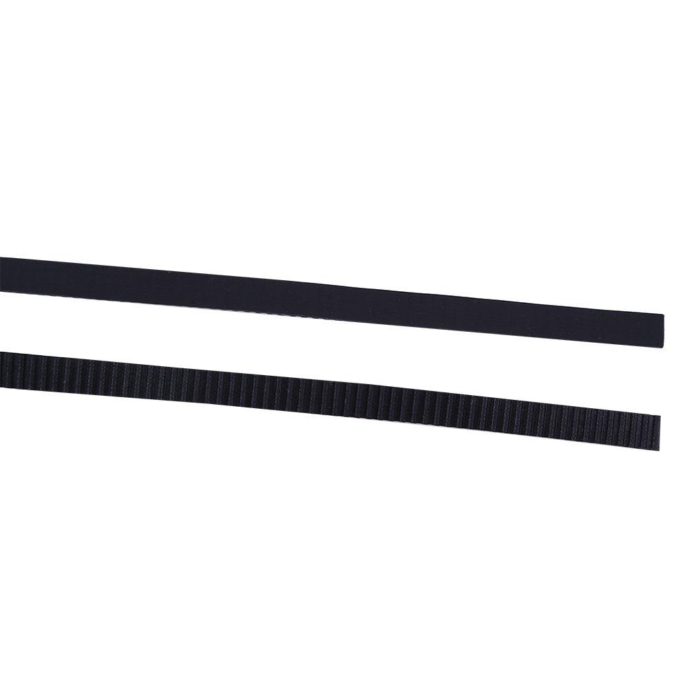 5m GT2 2mm Correa de Distribución Cinturón de Goma de Apertura 6mm de Ancho para Impresora 3D CNC: Amazon.es: Industria, empresas y ciencia