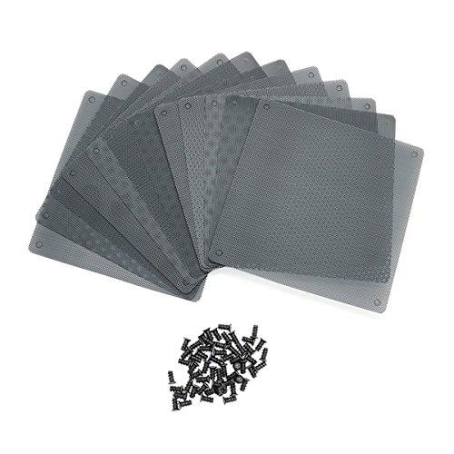 140mm PC Fan Dust Filter Dustproof Case Computer Mesh - 5