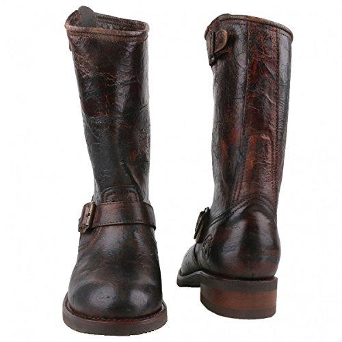 Sendra Boots, Stivali da motociclista uomo Marrone (Braun/Antik)