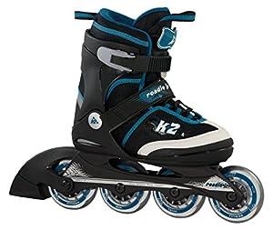 K2 Jungen Inline Skate Roadie Junior Pack, mehrfarbig, S (29 - 34), 30A0723.1.1