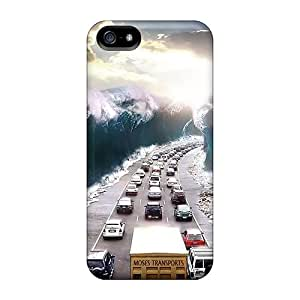 New Surreal Art Tpu Case Cover, Anti-scratch Just GOGO Phone Case For Iphone 5/5s