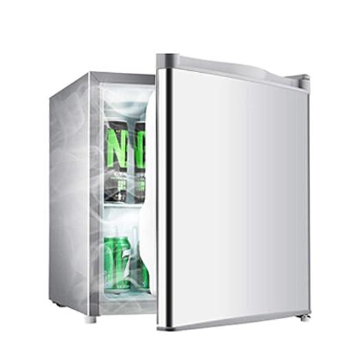 ZHAOJBX Refrigerador Pequeño, Refrigerado Sin Flúor, Cerveza ...