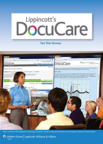 4e Text Package - LWW DocuCare Two-Year Access; plus Lynn 4e Text Package