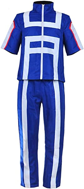 Cosaug My Hero Academia Costume Izuku Amazon Com