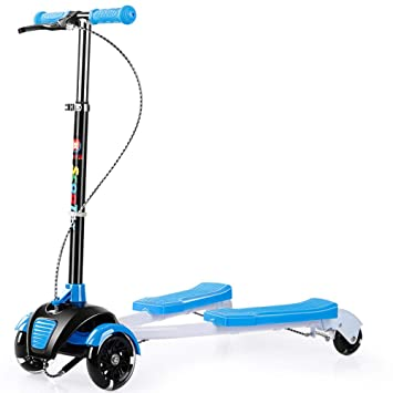 CAR- Childrens Scooter Patinete para Niño Vespa del ...