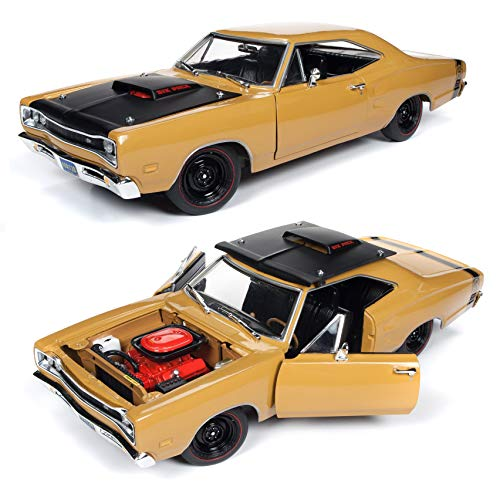 AMM1173 American Muscle 1969.5 Dodge Super Bee Hardtop (Class of 1969) Limited Edition 1:18 Scale Diecast Model Car