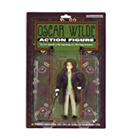 Accoutrements Oscar Wilde figura de acción