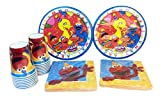 sesame street two headed monster - Sesame Street Party Pack. 16 Seasame Street 9