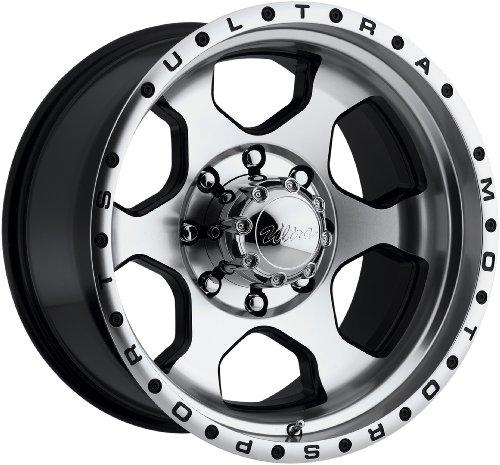 Diamond B2000 Mazda (Ultra Wheels Ultra Motorsports Rogue RWD Type 175 Diamond Cut with Black Windows - 16 X 8 Inch Wheel)