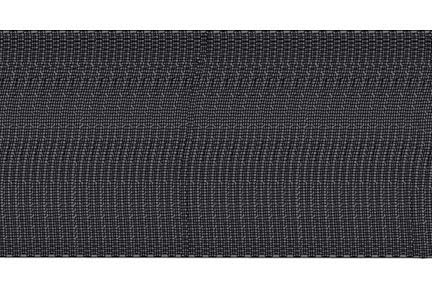 Heat Shrink Expandable Sleeving Polyester - 30.48m (100ft-A)/Spool (GRP1201/2-BLACK-100-A)