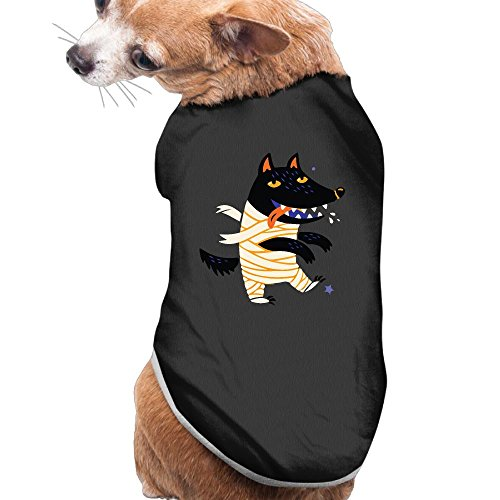 Centaur Dog Costume (NEW Pets Clothes HALLOWEEN Costumes Casual Werewolf Vest Sweaters For Dogs&Cats)