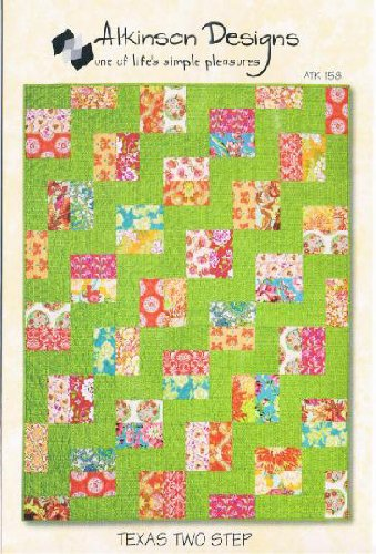 Texas 2 Step Quilt Pattern