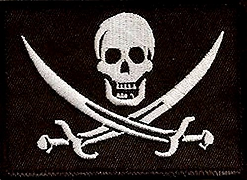 Swords Jolly Roger ([Single Count] Custom, Cool & Awesome {3