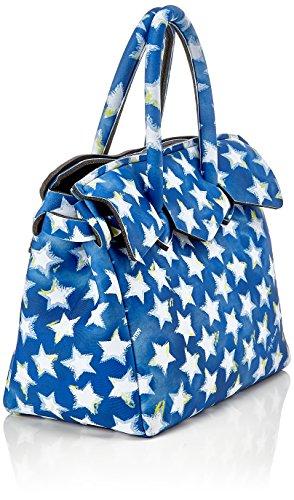 H Mano Save Cm Donna My Blu w L 26x23x13 stars Borsa A X Miss Bag Petite qwR7x1USq