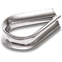 Alambre para guardacabos de acero inoxidable 2 mm