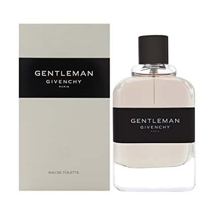 Givenchy Gentleman, Agua de tocador para hombres - 100 ml.