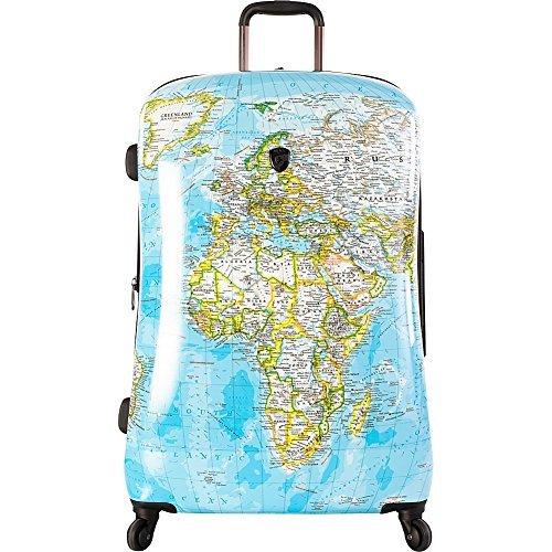 Heys America Unisex Journey 30'' Spinner Blue Luggage by HEYS AMERICA (Image #1)