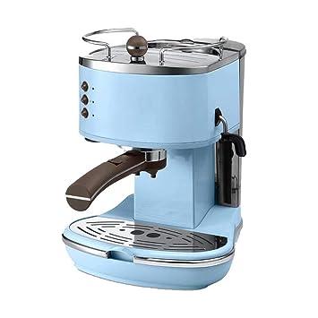 WY-coffee maker Máquina de café Semi-automática Estilo Italiano Retro, 1100W, 1.4L: Amazon.es: Hogar