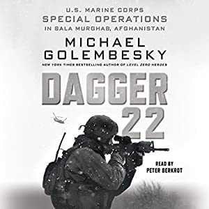 Dagger 22 Audiobook