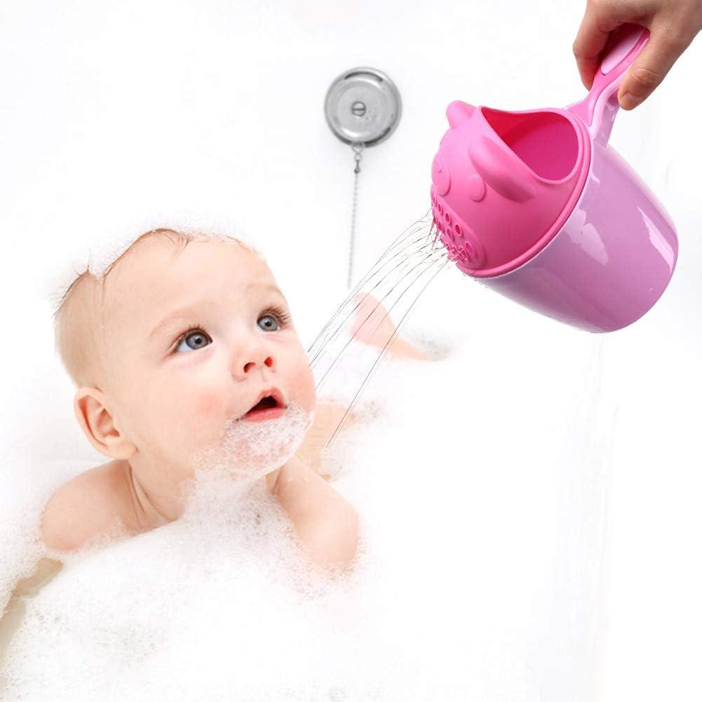 Baby Jouet de bain aa-isuper Baby Arrosoir Cartoon Tasse de bain pour b/éb/é et tout-petit Ustensiles de qualit/é pour vergn/ügtes Baden