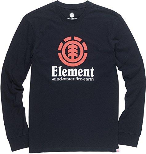 Element Men's Vertical Long Sleeve Tee