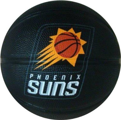 Spalding NBA Phoenix Suns Mini Rubber Basketball (Main Logo)