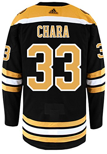 fdc4c18d148 Amazon.com : adidas Zdeno Chara Boston Bruins Authentic Home NHL Hockey  Jersey : Clothing