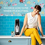 SodaStream Jet Sparkling Water Maker, Bundle, Silver
