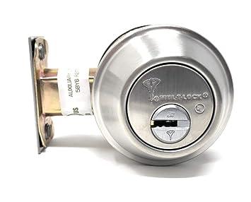 Incroyable Mul T Lock Cronus High Security Grade 2 Single Cylinder Dead Bolt W