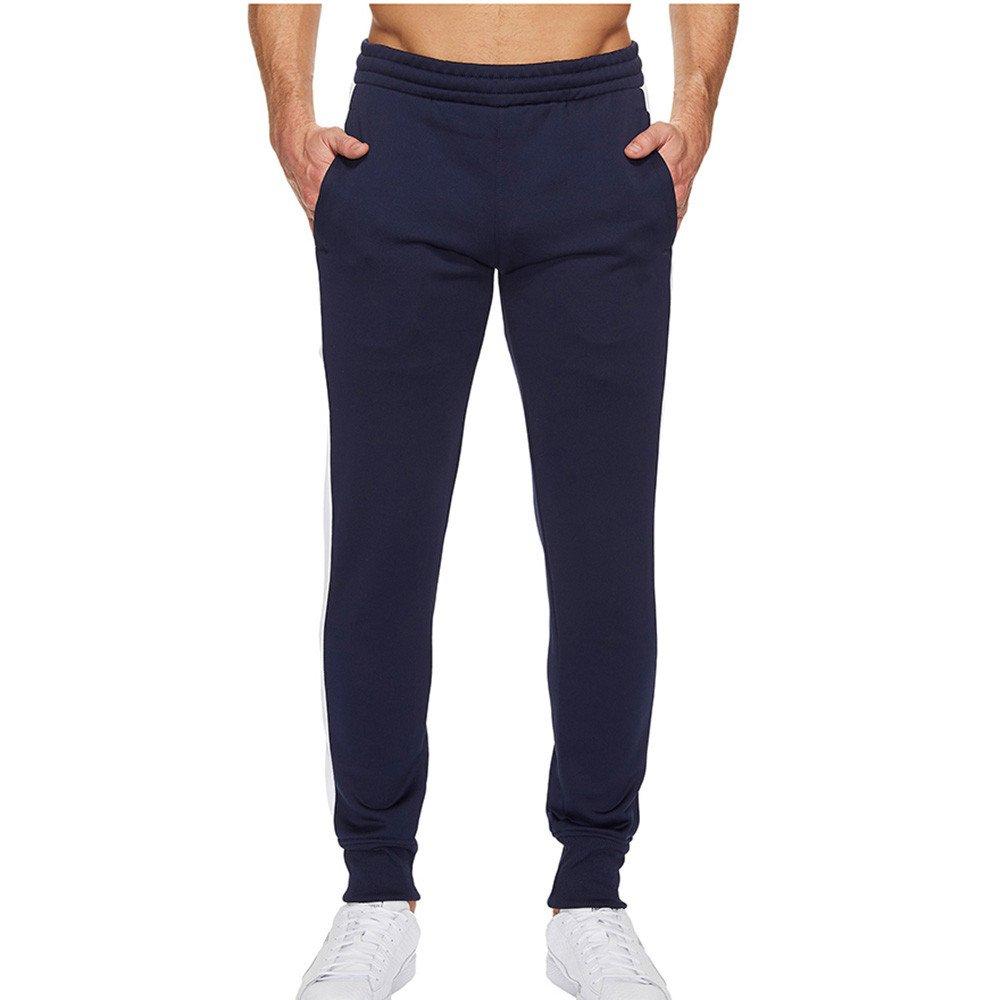 Beikoard Ingrosso Abbigliamento Pantaloni Sportivi da Jogging Allentati Sportivi da Jogging Pantaloni Sportivi da Uomo alla Moda con Coulisse